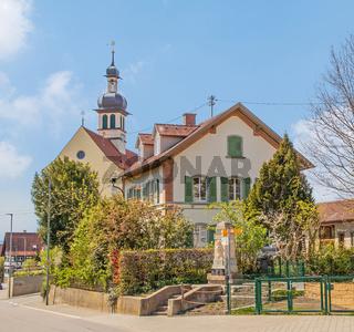 Überlingen-Hödingen mit St. Bartholomäus