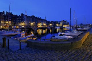 Alter Hafen von Honfleur, Normandie, France