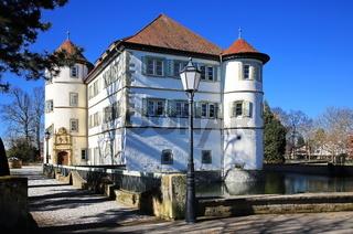 Wasserschloss von Bad Rappenau
