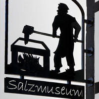 Salt museum, for the history of salt, Salzkotten, East Westphalia-Lippe, Germany, Europe