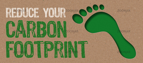 Paper cut - Reduce your carbon footprint