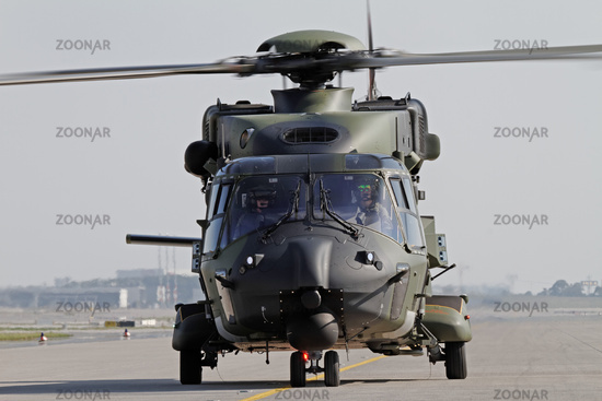 Nato - Helicopter 90.