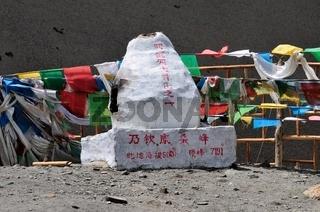 Räucherofen für Opfergaben in Tibet