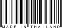 Barcode - Made in Thailand