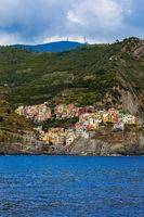 Manarola in Cinque Terre - Italy