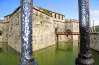 Real Fuerza Castle, Havana, Cuba