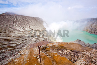 Ijen Crater Indonesia