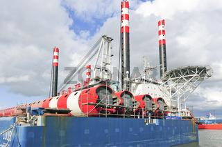 Errichterschiff