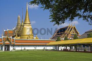 Wat Phra Kaeo in Bangkok