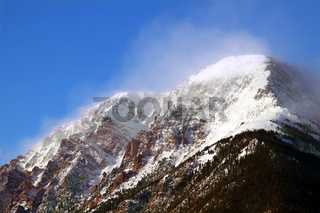 Mount Chapin of Colorado