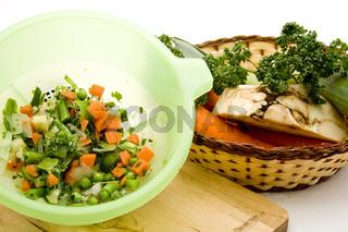 Suppengemüse
