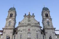 Monastery Einsiedeln, Switzerland, Europe