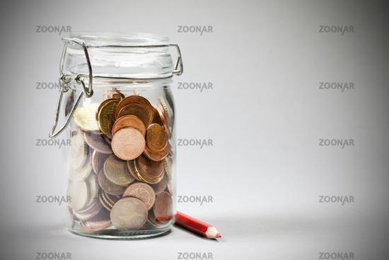 saving euro