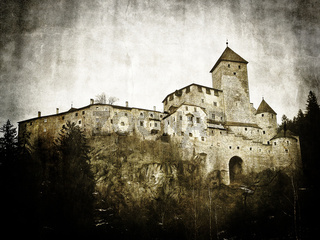 Burg, Festung, alt