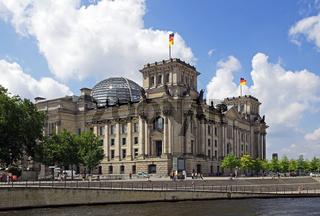 Reichstag Deutschland Berlin / Germany