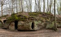 Daneilshöhle im Huy