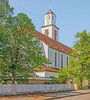 Katholische Kirche St. Gebhard Konstanz-Petershausen