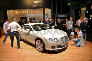 Bentley auf der IAA
