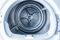 Inside of tumble dryer - new generation of dryer