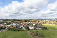 Luftbild Allrode im Harz