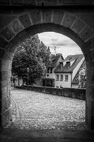 Street in Nuremberg