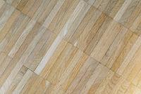 top view of parquet flooring