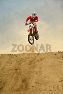 motocross bike