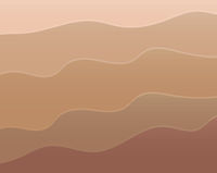 Pastel Background With Line And Wave