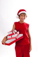Christmas Teenager Elf