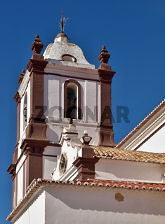 Kirchturm in Silves, Algarve - Portugal