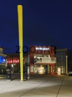 Zentrum für Internationale Lichtkunst im Zentrum für Information und Bildung, Unna, Ruhrgebiet