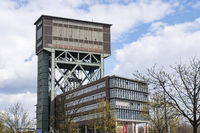 Hammer Head Tower and office building, Dortmund, Ruhr area