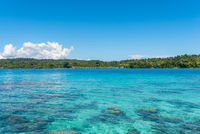Bomba is a main town on the Togian Islands in Sulawesi