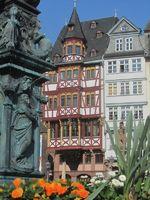 Frankfurt in summer