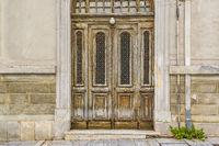 House at Peripatus Street, Athens, Greece