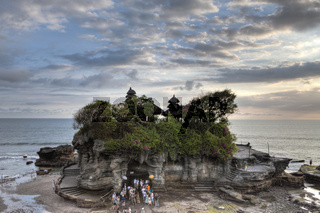 Meerestempel Pura Tanah Lot