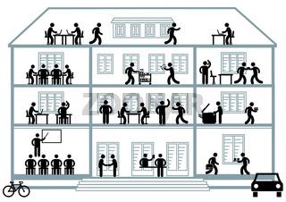 Büro-Gebäude.eps