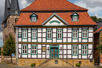 Marktplatz Derenburg Harz