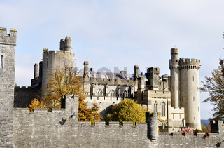 Arundel castle in Sussex