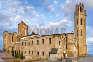 Old Cathedral of Lleida, Spain