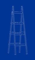 3d model of ladder