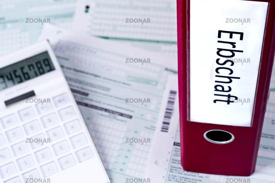 Inheritance tax return for