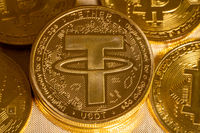 Tether coin concept used as a way of trading in Bitcoin and other alt coins