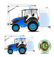 Tractor (Hydrocarrier version) set