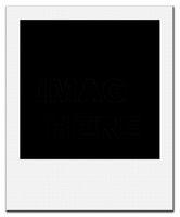 Polaroid print frame