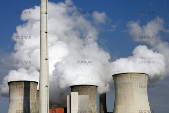 Power plant Neurath, Germany