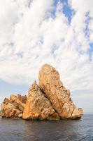 Landscape with Medes islands