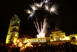 Darmstadt Jugendstiltage Illuminationsfest