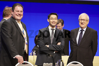 64th party convention of Germany´s liberal Free Democratic Party (FDP) is held in Berlin