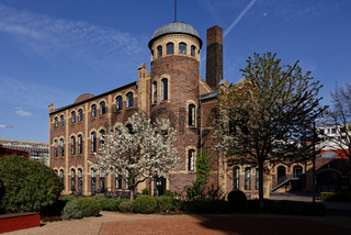 historisches Turmhaus der ehem. Vulkan Werke